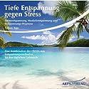 Tiefe Entspannung gegen Stress: Atementspannung, Muskelentspannung und Entspannungs-Hypnose Hörbuch von Tobias Arps Gesprochen von: Tobias Arps