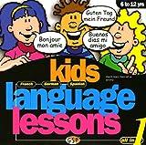 Kids Language Lessons (French, German, Spanish)