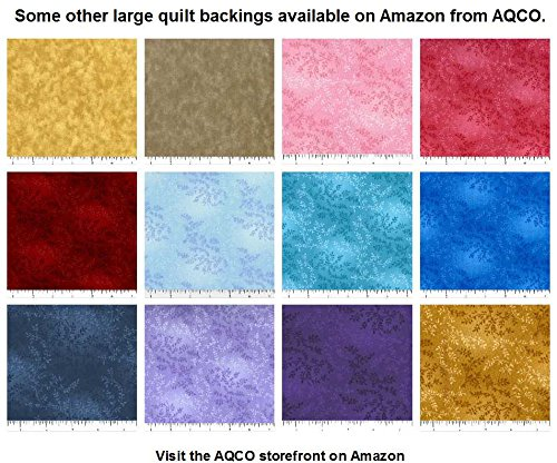 Seamless Large Quilt Backing C49639-A01 Light Blue