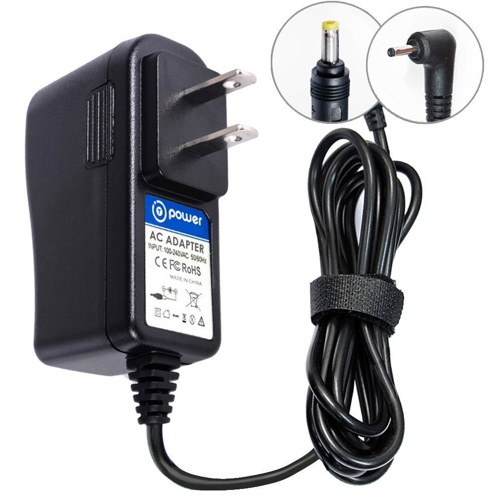 T-Power Ac Adapter for MOTOROLA MBP33 MBP33P MBP35 MBP35BW MBP36 MBP36BU MBP36PU MBP41 MBP41PU MBP43 MBP43PU Remote Wireless Digital Video Baby Monitor&Camera (Parent & Baby Unit) T POWER FBA_TP-OI5-NVO