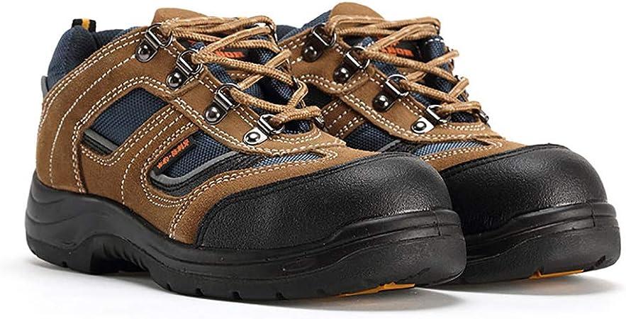 Yxwa Bottes D Ingenieur Chaussures De Securite Unisexes