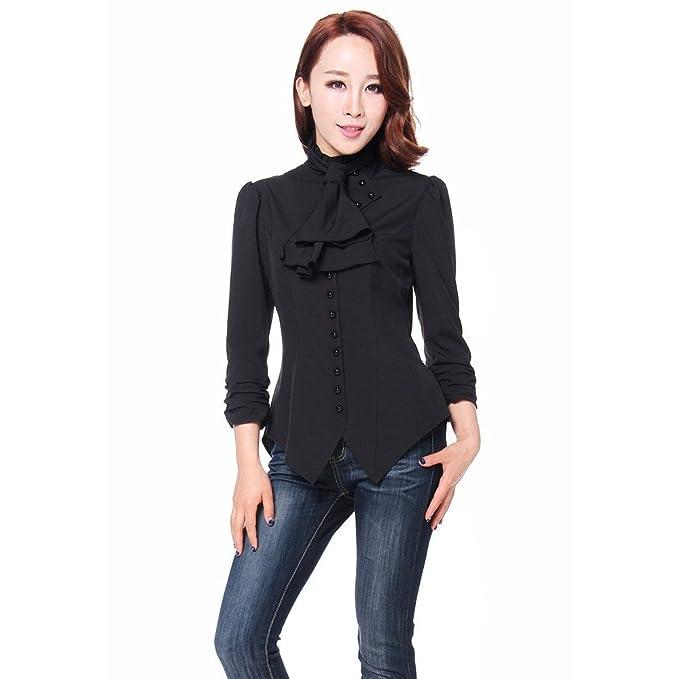 18 20 22 26 28 Black NEW Gothic Steampunk Ruched Corset Victorian Skirt