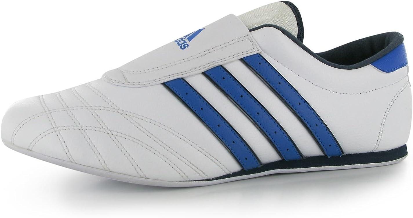 adidas Mens Taekwondo Trainers Slip On Training Fitness Shoes Wht ...