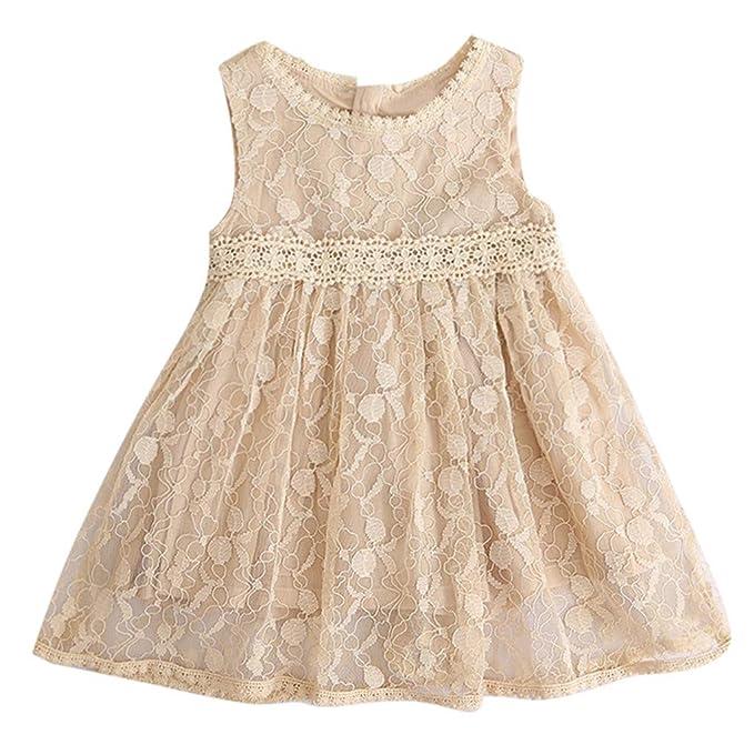 25de568ade Vestido para Niña Fiesta Primavera Verano 2019