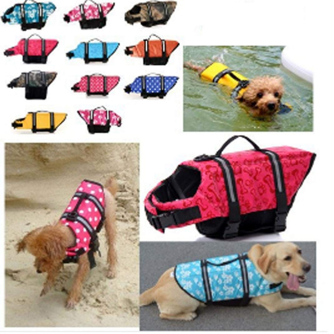 Bontand La Vida del Perro De La Chaqueta De Perro Ajustable ...