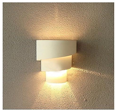 Baytter 5W E27 LED Wandleuchte Effektlampe Wandlampe Schlafzimmer ...