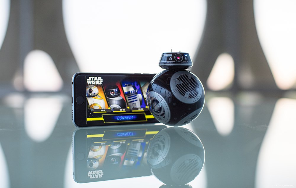 BB-9E App-Enabled Droid with Trainer by Sphero (Image #15)