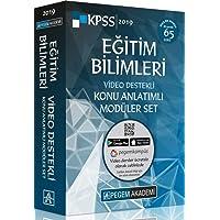 2019 KPSS Eğitim Bilimleri Video Destekli Konu Anlatımlı Modüler Set - 6 Kitap