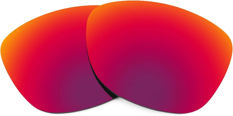 Revant Lentes de Repuesto Oakley Latch Beta, Polarizados, Elite Sol de Medianoche MirrorShield
