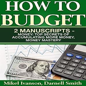 How to Budget: 2 Manuscripts Audiobook
