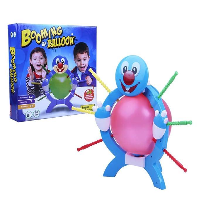 Encoco Boom Boom Juego de mesa de globos para carnaval para niños ...