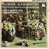 Telemann: Bläserkonzerte (Wind Concertos)