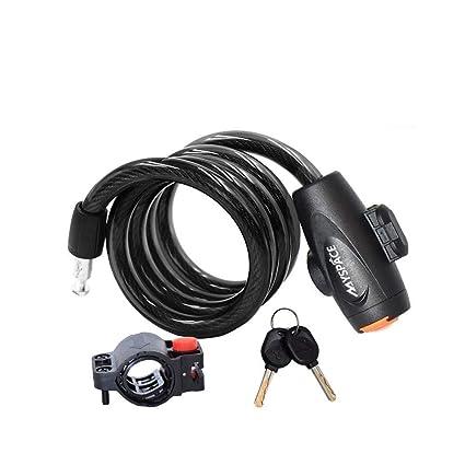 Anti-Theft Bicycle Lock Motorcycle Safety Electric Car Lock Bike Security LockAG