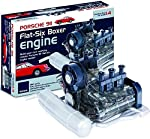 Haynes Build Your Own Porsche Flat-Six Boxer Engine Model Kit by Perisphere and Trylon Games