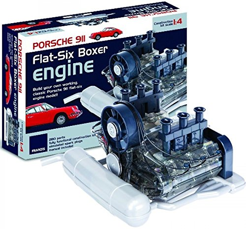 Haynes Build Your Own Porsche Flat-Six Boxer Engine Model Kit