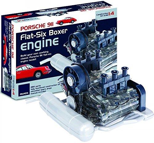 (Porsche 911 Flat-Six Boxer Engine)
