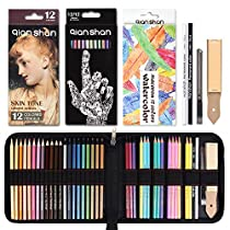 Professional Artist Colored Pencil kit for Adults Coloring Book, Art Drawing