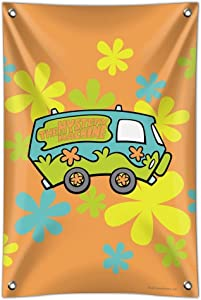 GRAPHICS & MORE Scooby-Doo The Mystery Machine Home Business Office Sign