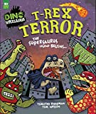 T-Rex Terror Picture Book (Dino Supersaurus)