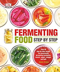Fermenting Food Step by Step shows you how to master the fermenting process with more than 80 step-by-step recipes – plus you'll learn about the history and processes of fermentation throughout.       For thousands of years, cultures a...