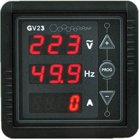 5-130V LED battery indicator voltmeter monitor level meter gauge lamp indicator