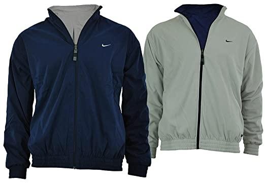 Nike Golf Reversible Jacket Therma Fit Veste homme Coupe-vent d'hiver Fleec  Taille