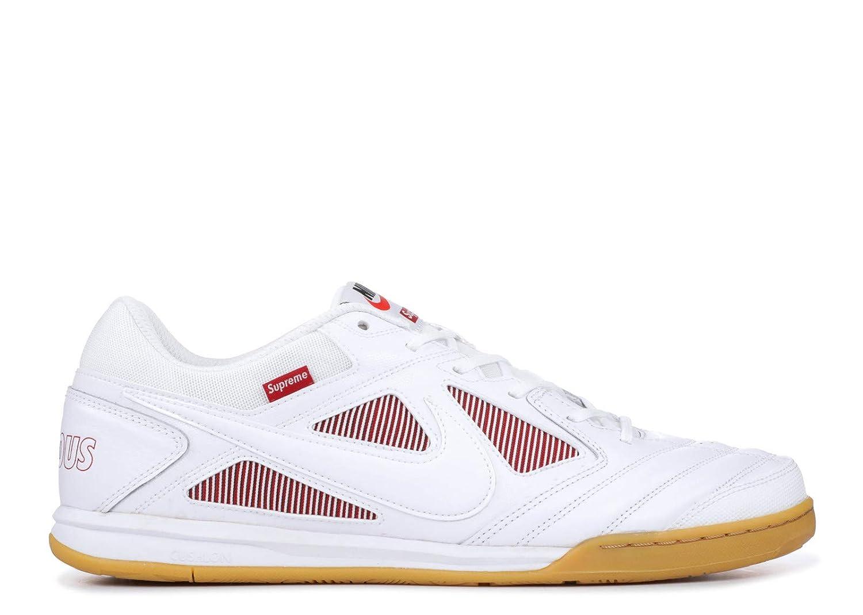 wholesale dealer 05186 78a51 Amazon.com   NIKE Sb Gato Qs  Supreme  - Ar9821-116 - Size 8.5   Fashion  Sneakers