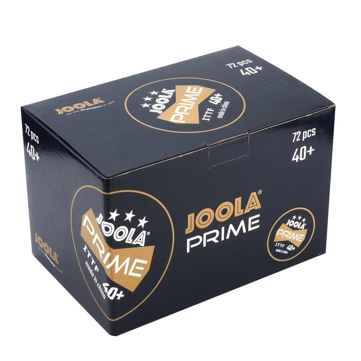 Joola Ball Prime 40+ *** 72er St weiß 86521200