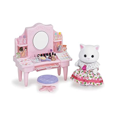 Calico Critters Cosmetic Counter: Toys & Games