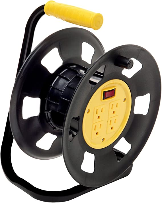 Designers Edge E230 Extension Cord Storage Reel