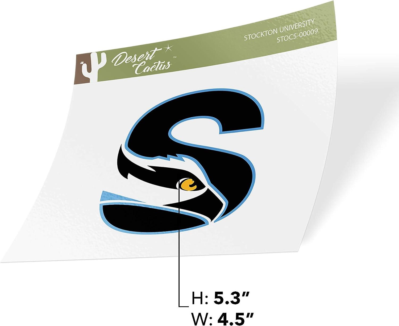Stockton University Ospreys NCAA Vinyl Decal Laptop Water Bottle Car Scrapbook Sticker - 00009
