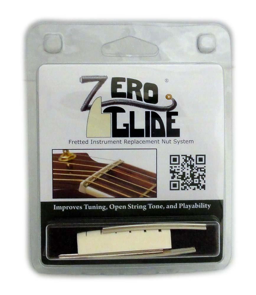 Zero Glide Slotted ZS-1 Guitar Nut System for Gibson