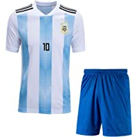Amf Argentina Football Jersey Mens & Kids