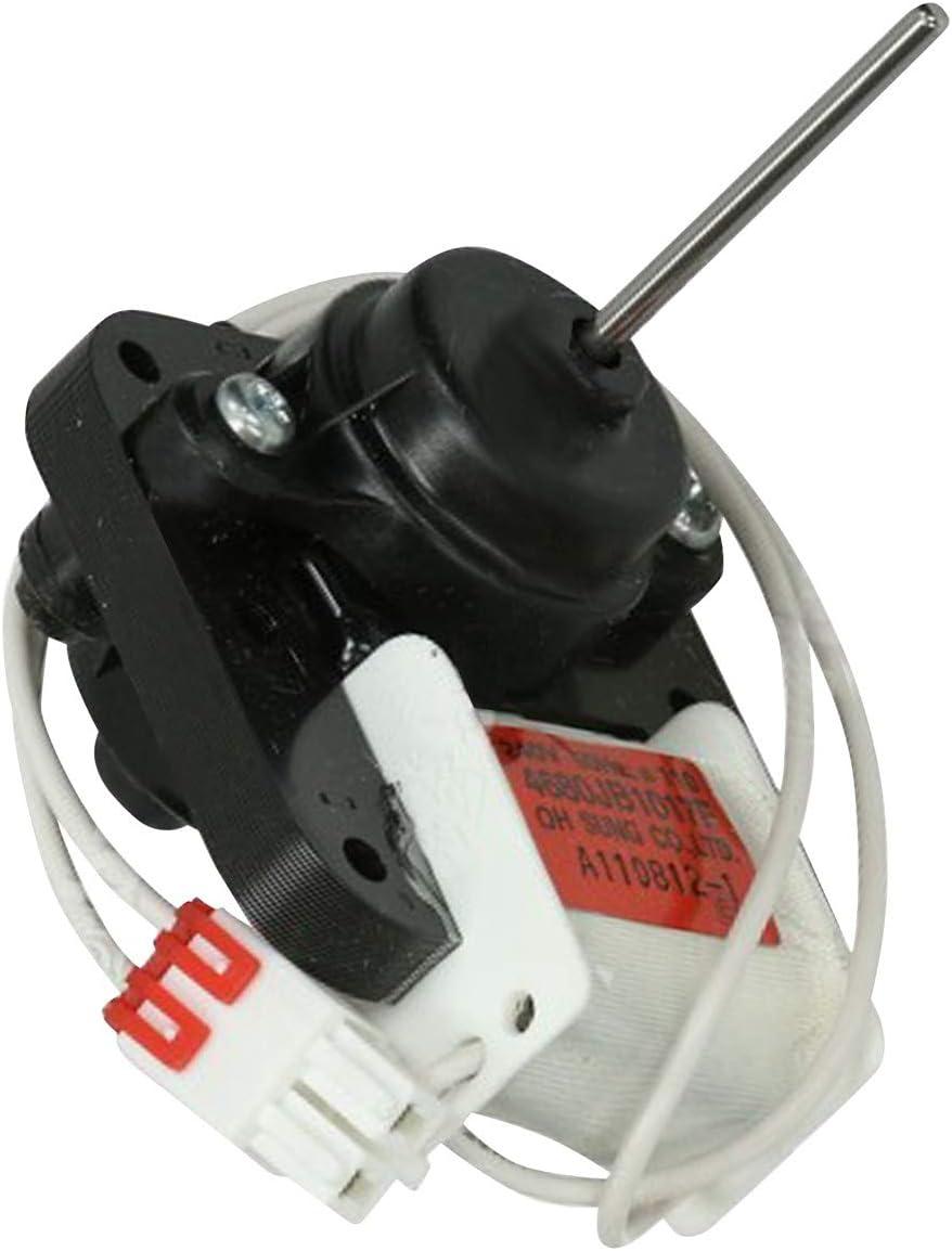 Motor ventilador congelador LG 4680JB1035C 240V 37.5mA 9W 50HZ 2P N/A 1750: Amazon.es: Grandes electrodomésticos