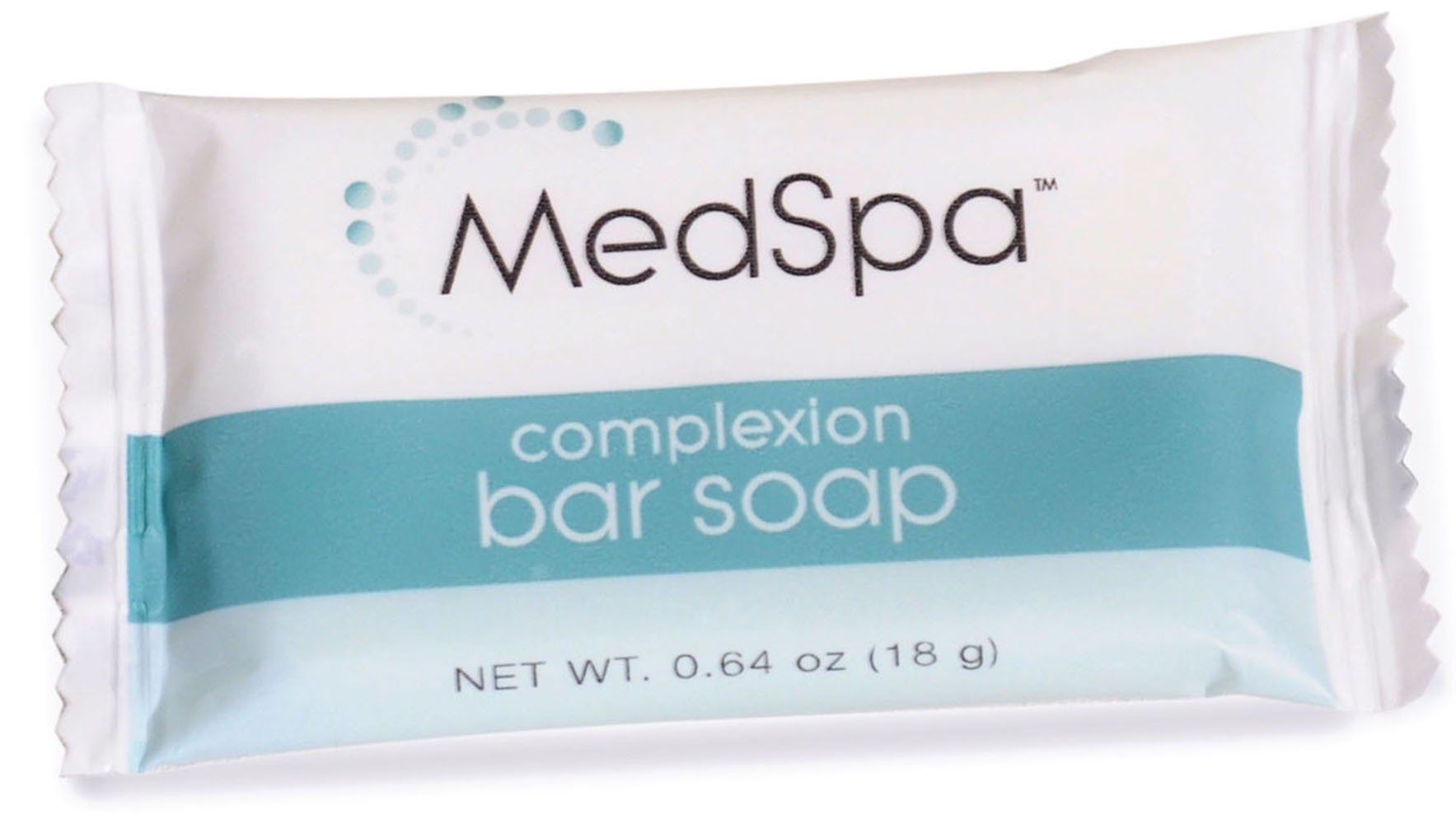Medline MPH18125 MedSpa Complexion Bar, 2.25 oz (Pack of 200)