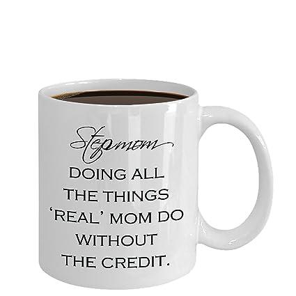 amazon com stepmom mug cool stepmom gift great gifts for stepmom