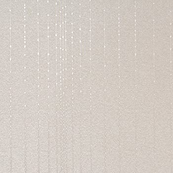 Gleam warm gray modern wallpaper for walls double roll by romosa wallcoverings ll7507