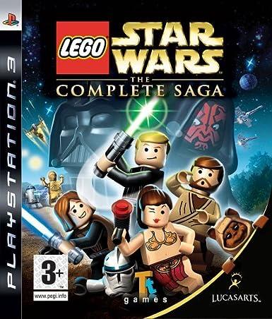 LEGO Star Wars: The Complete Saga (PS3) by LucasArts: Amazon.es: Videojuegos