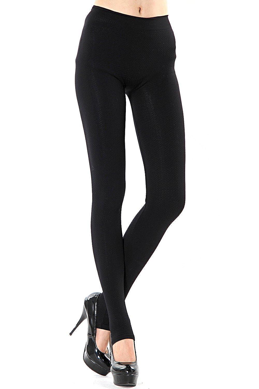 114f40378bfac Franato Women's Basic High Waist Full Length Soft Stirrup Leggings:  Amazon.ca: Clothing & Accessories