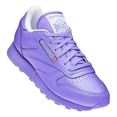 Violet Reebok Classic Leather Spirit Pack