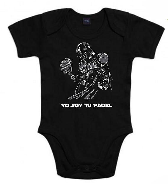 The Fan Tee Body de NIÑOS Star Wars Dark Vader Han Solo Fuerza Hora Leia: Amazon.es: Ropa y accesorios