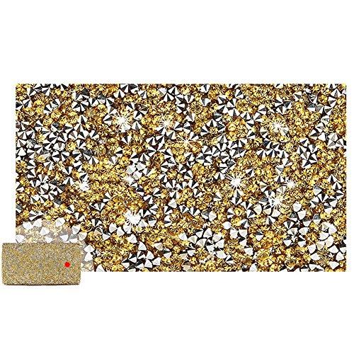 Bridal Evening Black NVBAO Prom Party X Glitter gold Fashion X Gold Purse£¬22 Womens Silver 5cm Bag Clutch Handbag 12 qAYXpq