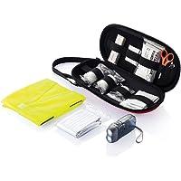 47Pcs Kit de primeros auxilios para coche