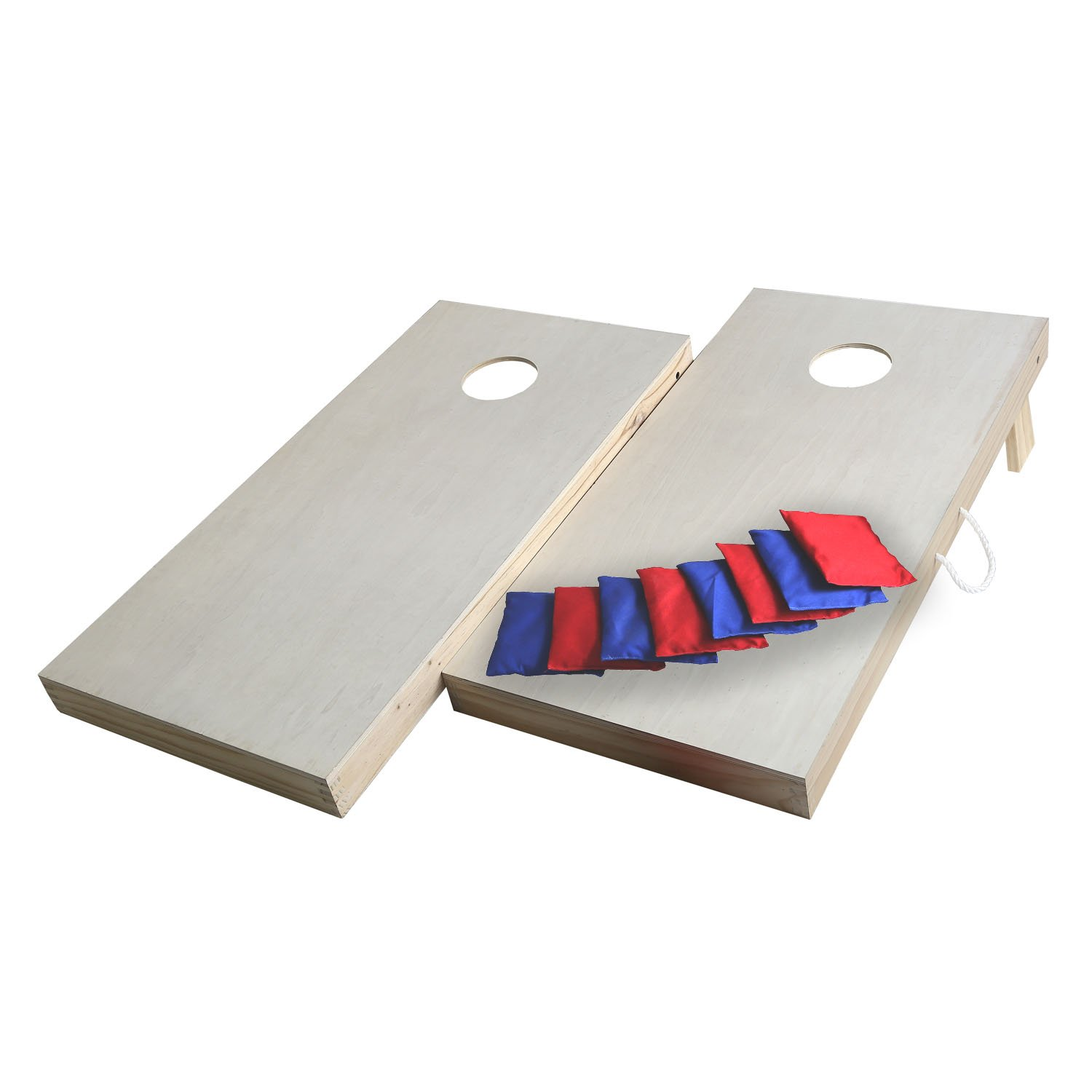 Verus Sports Cornhole Tournamentセット、木製 B0792MJLZF