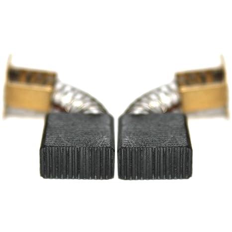 Balais de charbon moteur charbons Tondeuse /à tron/çonner charbons Makita 2414B//2414/B