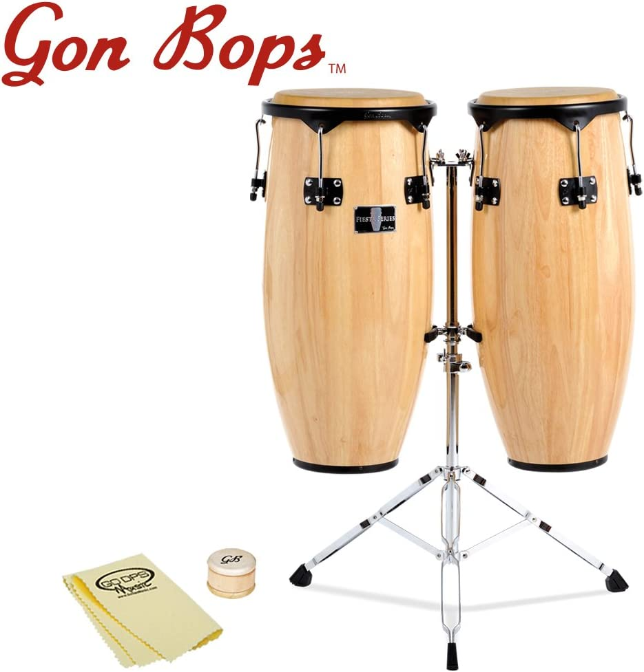 Gon Bops Drum Double Conga Stand