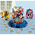DC Super Hero Girls Table Decorating Kit 23 Piece Centerpiece Birthday Party Supplies