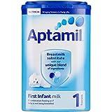 【领券3件减40元】Aptamil 英国爱他美 婴幼儿奶粉 1段 900g(0-6个月) 包邮包税【跨境自营】