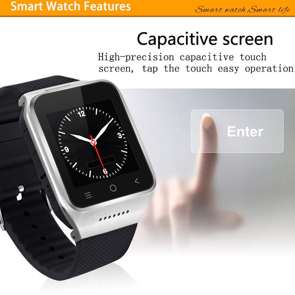 WIFi GPS 3G más pequeño SmartWatch teléfono, Upxiang 3G Smart ...