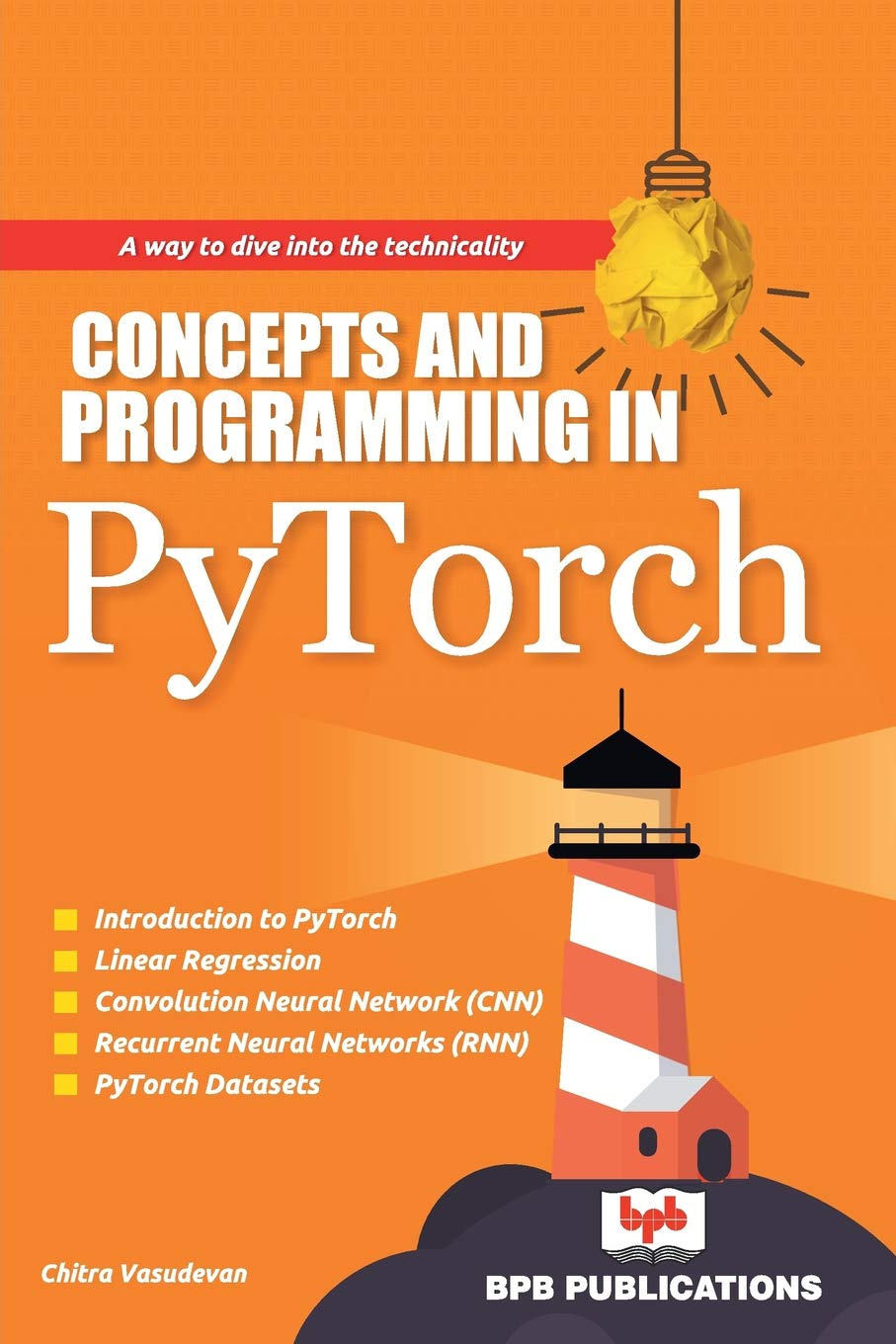 Concepts and Programming in PyTorch: Chitra Vasudevan